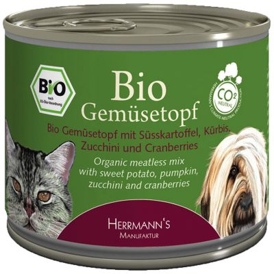 Herrmanns Bio Ergänzungsfutter 6 x 200 g