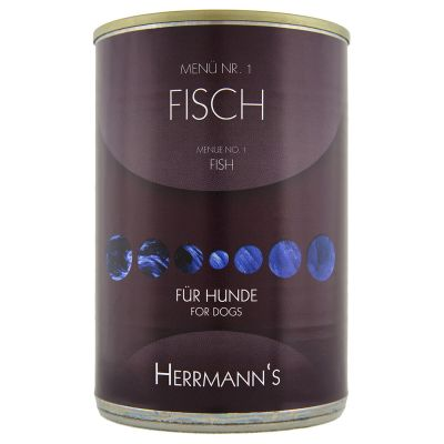 Herrmanns Menü Sensitive 12 x 400 g / 800 g