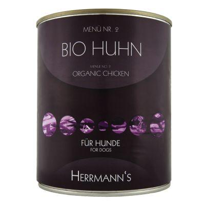 Herrmann's Menu Gemengd pakket Gevogelte Hondenvoer