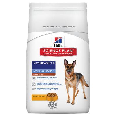Hill's Canine Mature Adult Senior Large Breed Hundefutter