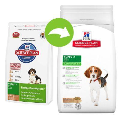 Hill's Canine Puppy Lamm & Reis Hundefutter