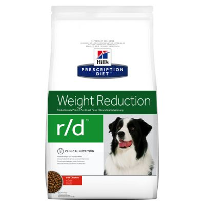 Hill's Prescription Diet Canine r/d Weight Reduction secco