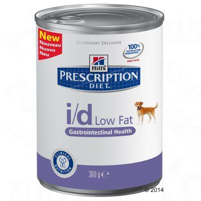 Hill's Prescription Diet Canine 24 x 370 / 360 / 350 / 156 g
