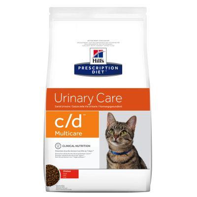 Hill´s Prescription Diet C/D Multicare Kattenvoer met Kip