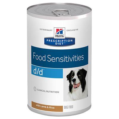 Hill's Prescription Diet d/d Food Sensitivities Hundefutter