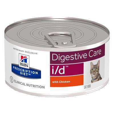 hill 39 s prescription diet feline i d huhn magen darm probleme g stig bei zooplus. Black Bedroom Furniture Sets. Home Design Ideas