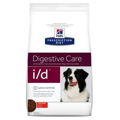 Top Hill's Prescription Diet i/d Digestive Care - Croquettes pour  AM12
