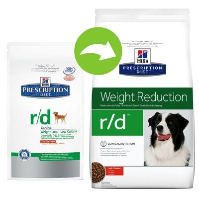 Hill's r/d Prescription Diet Weight Reduction pienso para perros
