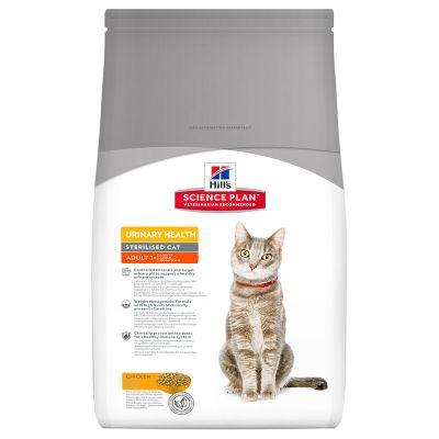Hill´s Science Plan Feline Adult Urinary & Sterilised Huhn