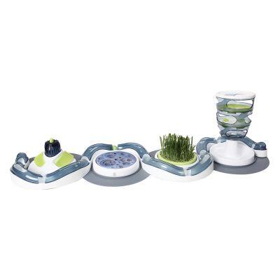 jardin d'herbe à chat catit design senses - zooplus