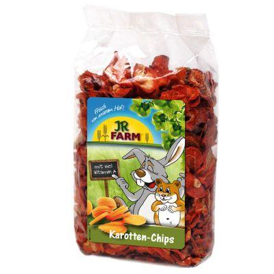 JR Farm Chipsy marchewkowe