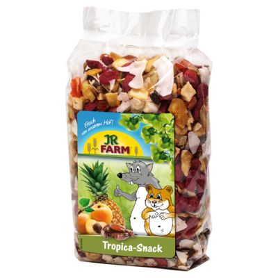 JR Farm Tropica pour rongeur et lapin