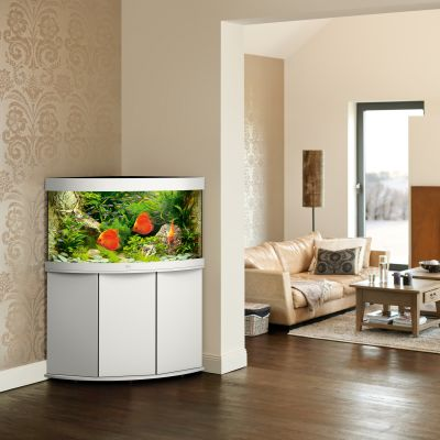 juwel aquarium kombination trigon 190 led sbx g nstig bei zooplus. Black Bedroom Furniture Sets. Home Design Ideas