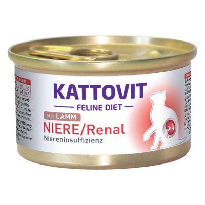 Kattovit Renal spécial reins 12 x 85 g pour chat