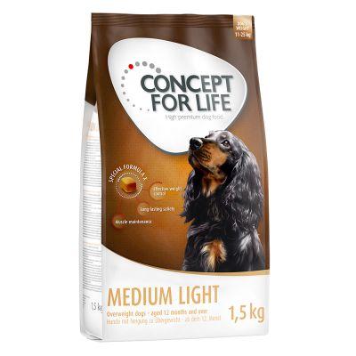 1 kg + 500 g gratis! 1,5 kg Concept for Life