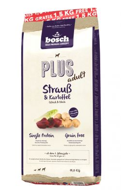 12,5 + 1,5 kg gratis! 14 kg Bosch Soft/Plus