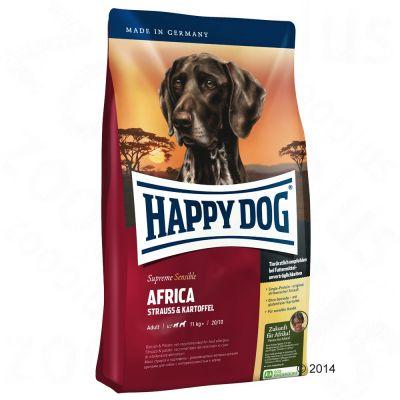 12,5 + 2 kg gratis! 14,5 kg Happy Dog Supreme Sensible