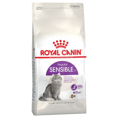 1,5 kg Hill's Feline Adult Sensitive Stomach, 400 g Concept for Life und Royal Canin