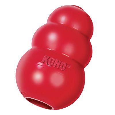 KONG Classic rojo juguete rellenable para perros