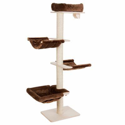 kratzbaum natural paradise chocolate iii g nstig kaufen bei zooplus. Black Bedroom Furniture Sets. Home Design Ideas