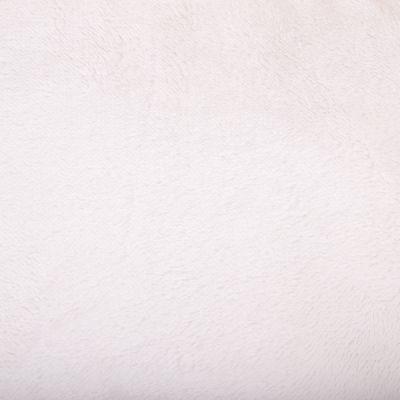 Kuschelbett mit blauem Print