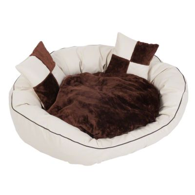 Letto in finta pelle Home Office