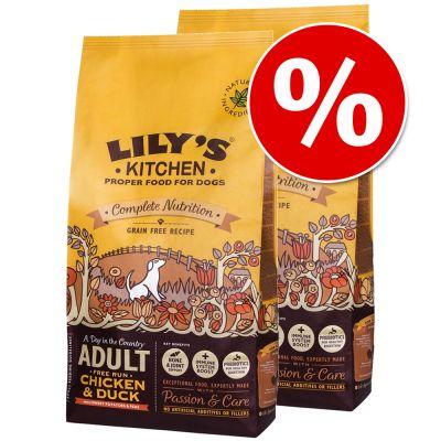 Lilyu0027s Kitchen Dry Dog Food Economy Packs