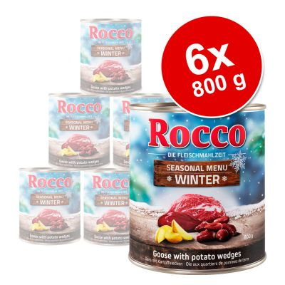 Limited Edition: Rocco Winter-Menu