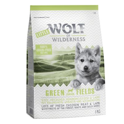 Little Wolf of Wilderness Junior - Green Fields - Agnello