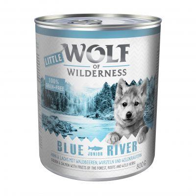 Little Wolf of Wilderness Junior 12 x 800 g