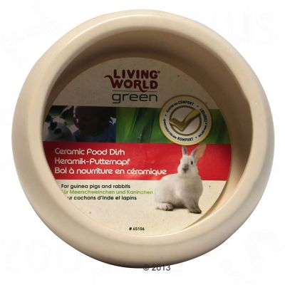 Living World Green Ergo Keramiknapf
