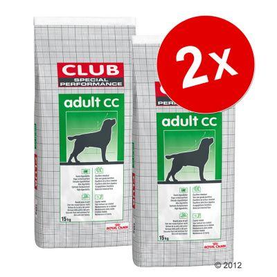 royal canin club/selection 2 x 15 kg - croquettes pour chien - zooplus
