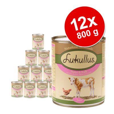 Lukullus Junior 12 x 800 g
