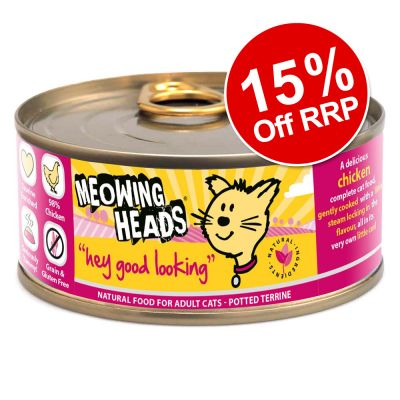 Meowing Heads Hey Good Looking Adult Chicken