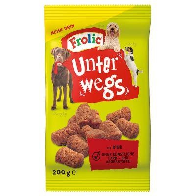 Mixpaket: Frolic Hundesnacks 505 g