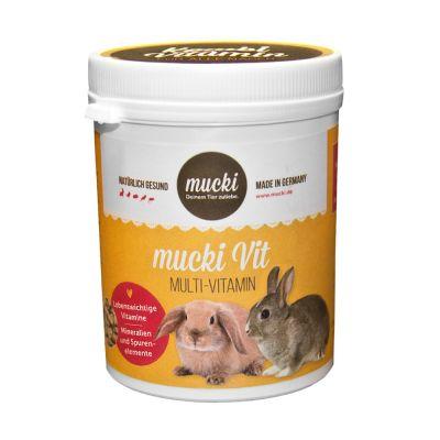 Mucki-Vit Préparation multivitaminée pour rongeur et lapin