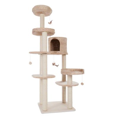 Natural Home IV Cat Tree