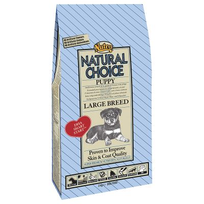 Nutro Natural Choice Puppy razas grandes