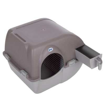 Omega Paw Roll N Clean Litter Box Free P Amp P 163 29 At Zooplus