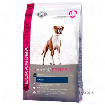 Pack Ahorro: Eukanuba Breed 2 x  7,5/12 kg