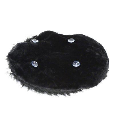 panier r tro pour chien et chat pet nest grey. Black Bedroom Furniture Sets. Home Design Ideas