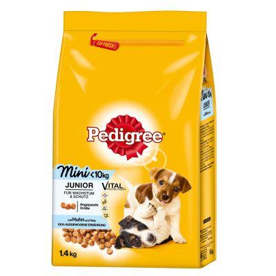 Pedigree Junior Mini Pollo & Riso