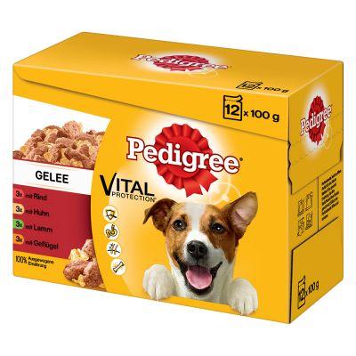Pedigree Maaltijdzakjes Hondenvoer