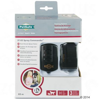 PetSafe Commander - collier de dressage avec spray