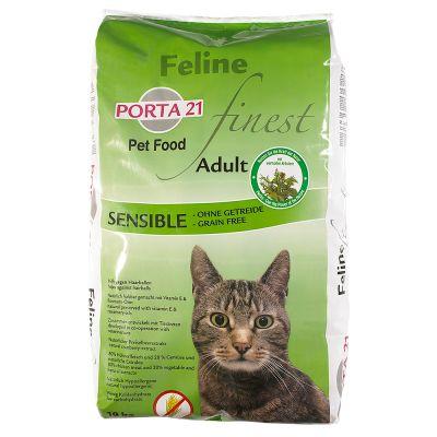 Porta 21 Feline Finest Sensible, viljaton