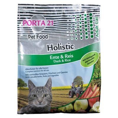 Porta 21 Holistic Cat z raco in rižem