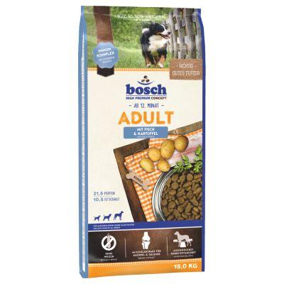 Posebna cijena! Miješano pakiranje Bosch Adult 4 x 1 kg