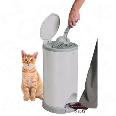 Poubelle à litière pour chat Litter Champ