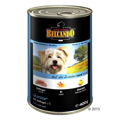 Premium Natvoer Proefpakket 6 x 400 g Hondenvoer