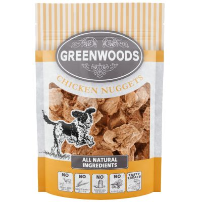 Probierpreis: Greenwoods Nuggets